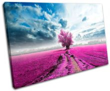 Surreal Tree Pink Landscapes - 13-0580(00B)-SG32-LO
